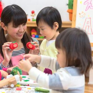 3から5歳の 幼稚園・保育園 の 利用料無償!